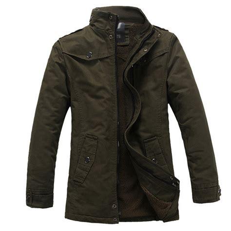 warm coats mens winter jackets thick warm cotton padded coats jacket winter parka heren