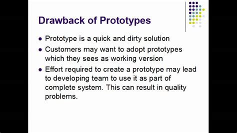 the interactive prototyping dilemma a review of software software engineering prototyping model youtube