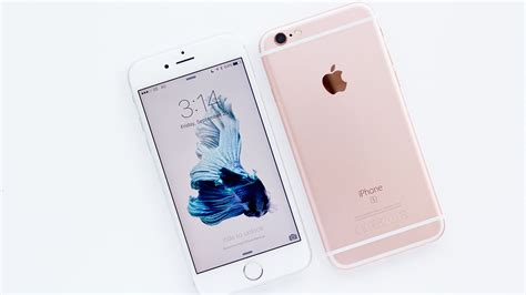 Iphone6 6s iphone 6s review a lot of phone for your money macworld uk