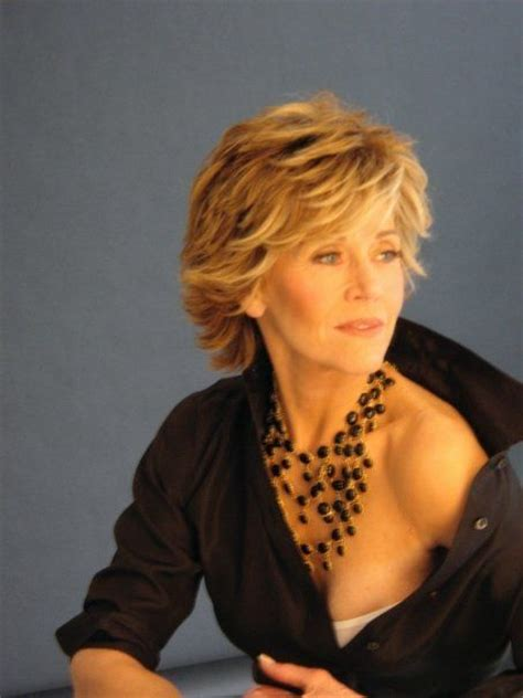 how to cut short klute cut jane fonda now little black dress pinterest hair