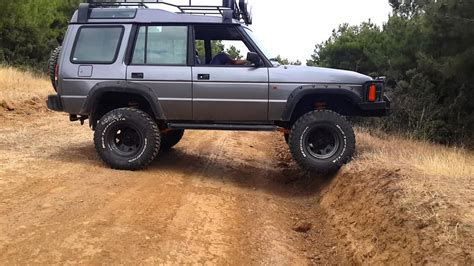 1997 land rover discovery off road land rover discovery 3 5 v8 offroad imparator youtube