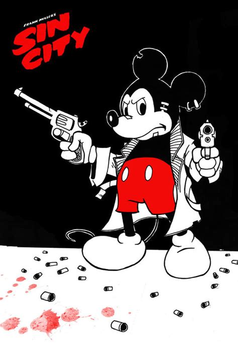 Pulpen Mickey Mous i can has all your characters by techgnotic on deviantart