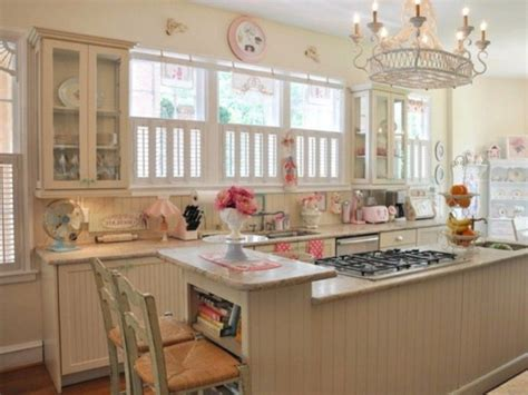 25 charming shabby chic style kitchen designs godfather