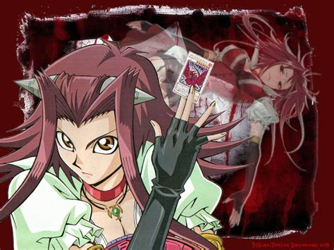 yugioh 5ds yu gi oh 5ds images akiza izinski hd wallpaper and