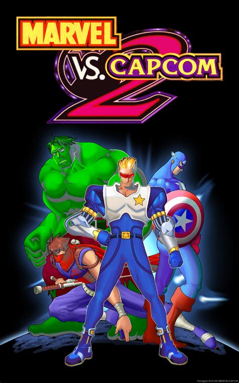 marvel vs capcom 2 part 7 by cuckooguy on deviantart