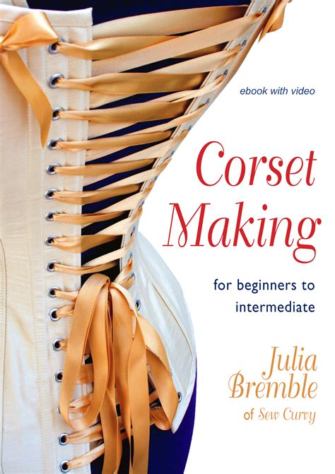 corset pattern making books corset making vivebooksvivebooks