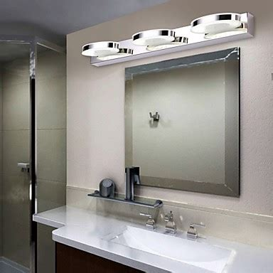 modern led bathroom lighting bathroom lighting led modern contemporary metal lighting pop