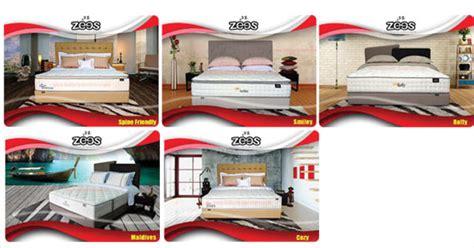 Kasur Zees toko pusat penjualan kasur bed di bandung harga lebih murah bed zees spine