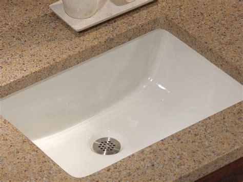 cheap undermount bathroom sinks cheap vs steep bathroom sinks hgtv