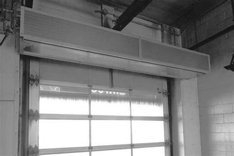 Overhead Door Air Curtain Hemsco S Pte Ltd Air Curtain Industrial Division Singapore Hemsco