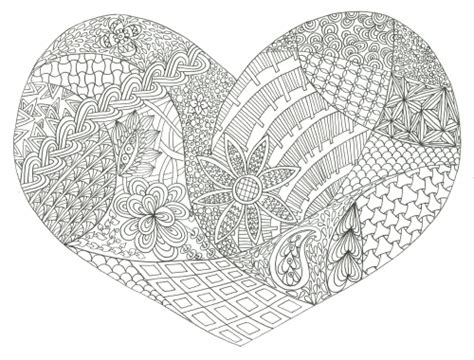 valentines day coloring pages for adults s day coloring kidspressmagazine