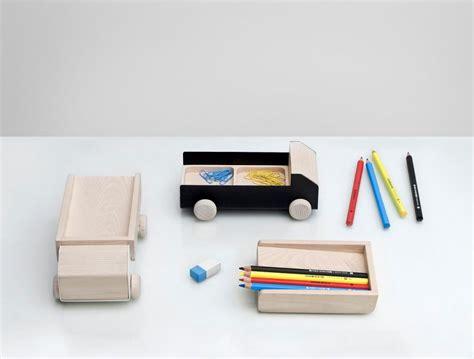 truck desk organizer thinkk studio introduces new products at big bih show