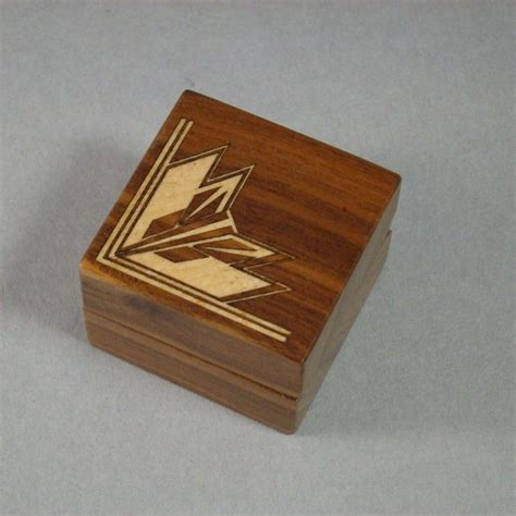 Jo In Storage Jewelry Box Purple buy a handmade inlaid deco ring box with free