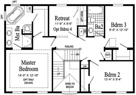 2 story modular home floor plans clayton two story bennington two story modular home pennwest homes model