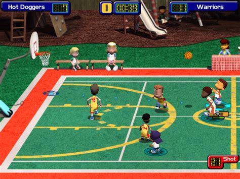 backyard basketball 2004 backyard basketball 2004 screenshots for windows mobygames