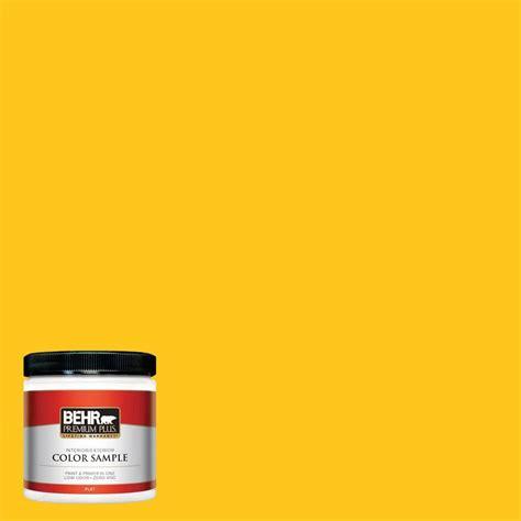 behr paint colors interior yellow behr premium plus 8 oz p300 7 unmellow yellow interior