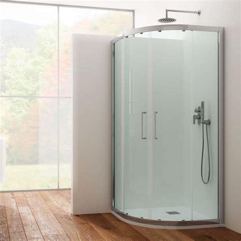 box doccia trasparente box doccia circolare 90x90 apertura scorrevole cristallo