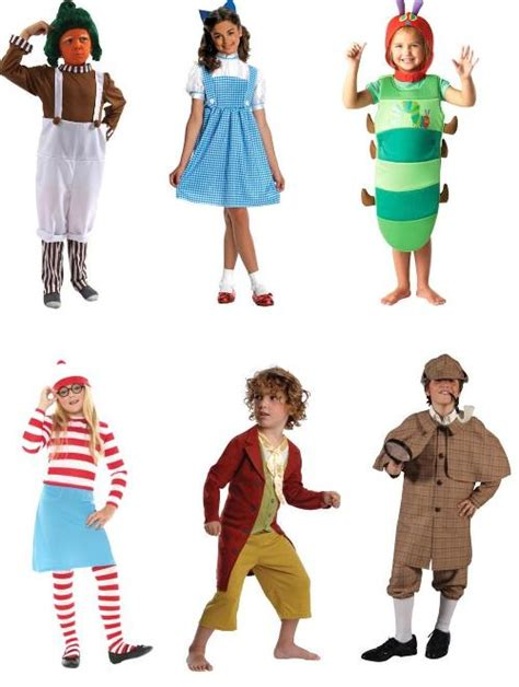 book characters costume ideas world book day 4 manchester
