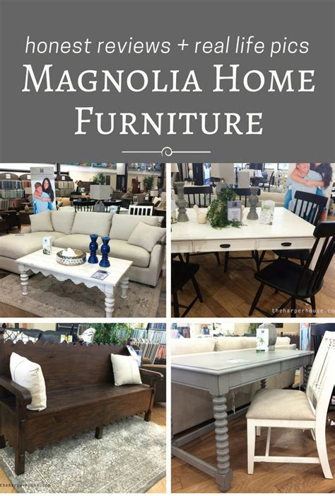furnishing a new home magnolia home furniture real life opinions the harper