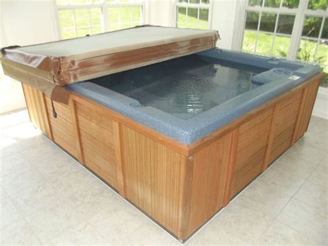 Blue Ridge Spas Tub blue ridge spa by 6 person tub light