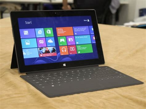 Tablet Microsoft Surface Windows Rt thinking of buying a tablet read our ultimate tablet