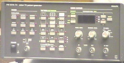 pattern generator uses pattern generator