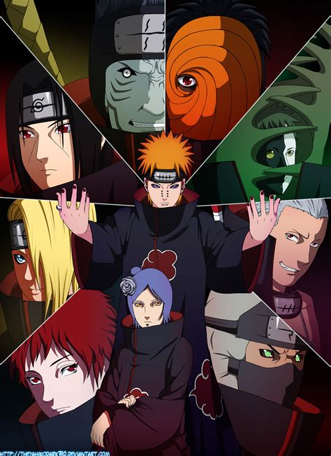 the new akatsuki narutopedia the naruto encyclopedia wiki how to image 2888547 akatsuki tributo by theyahikodark710 jpg