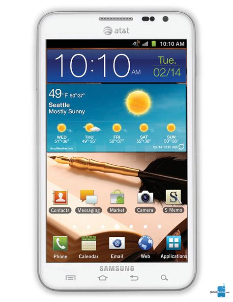 Samsung Note by Samsung Galaxy Note Lte Specs