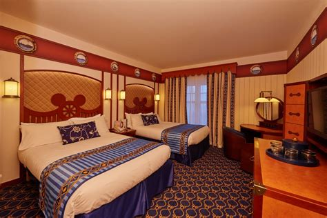 chambre hotel disneyland the disneyland hotels 4 ship ahoy disney s