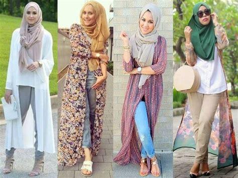 Fariza Tunik koleksi baju muslim 2016 yang modis untuk wanita muda