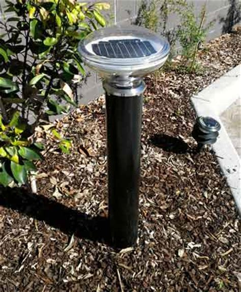 Solar Light Bollards Eco Friendly And Sustainable Living Whale Bay