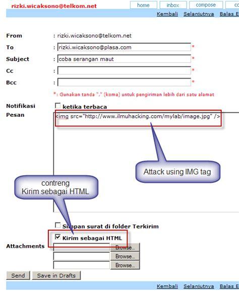 membuat email telkom net hacking email telkom net dan plasa com ilmu hacking
