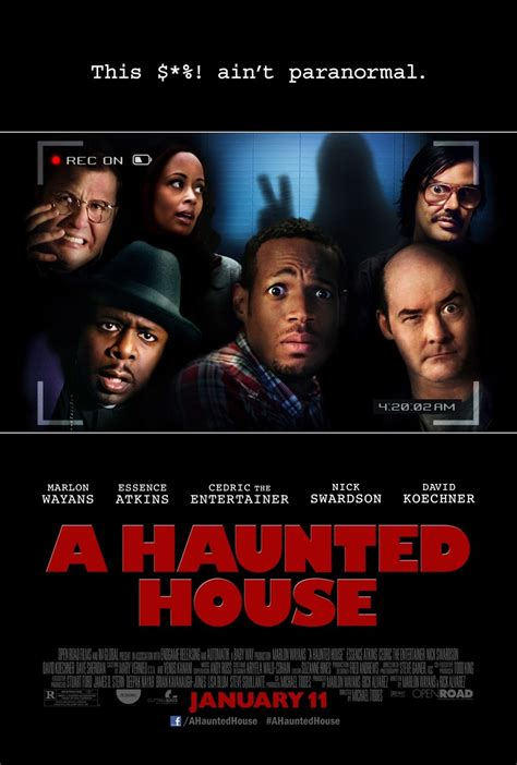 a haunted house full movie images