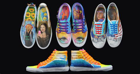vans design contest winners vans shoe design contest style guru fashion glitz