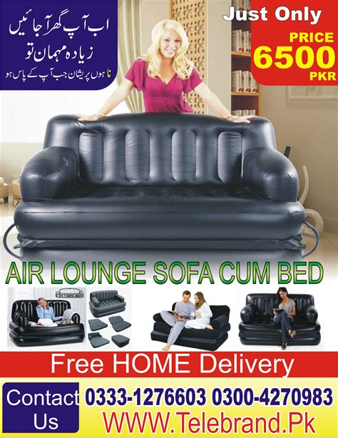 air lounge sofa online shopping air lounge sofa cum bed 5 in 1 telebrand online