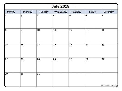 printable july 2018 calendar july 2018 calendar july 2018 calendar printable