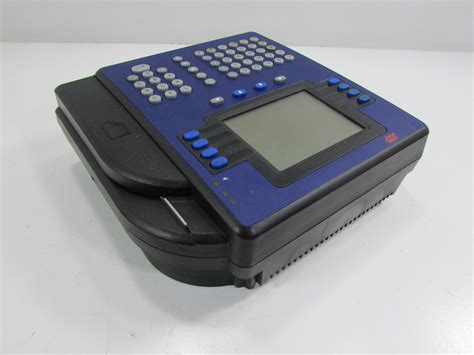 adp 4500 time clock 8602800 853 premier equipment solutions