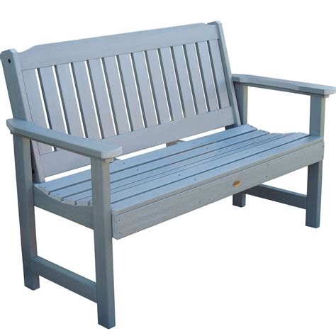 plastic garden benches synthetic wood garden bench in outdoor benches