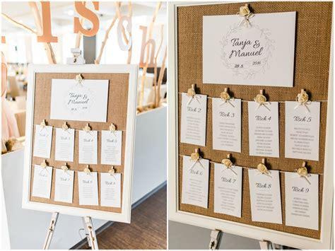Hochzeit Tischplan by Weddingstationary Tablecards Seatingplan Sitzplatztafel