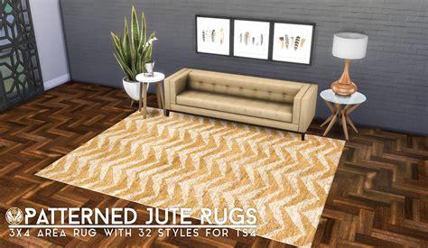 patterned jute rugs patterned jute rugs by peacemaker ic teh sims