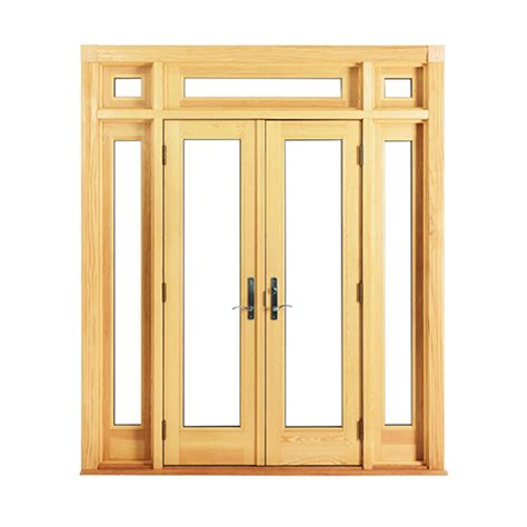 400 Series Composite Clad Frenchwood Sidelights