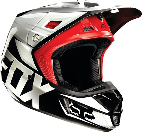 motocross fox helmets 190 68 fox racing v2 race mx helmet 199172
