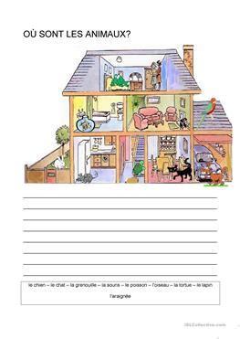 couleur plan de travail cuisine 3561 158 gratuit fle animaux fiches p 233 dagogiques