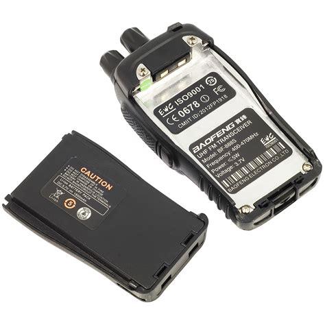 Baofeng Bf888s Uhf communicatie en navigatie producten voor onderweg