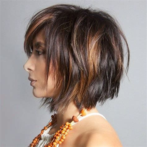volume layered shaggy hairstyle pictures 25 best ideas about shaggy bob hairstyles on pinterest