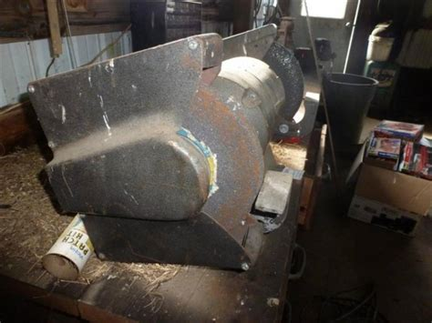 duracraft industrial 10 quot bench grinder model 200 10r