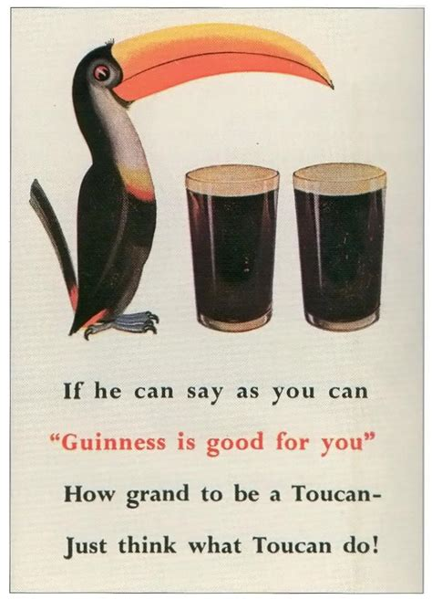 design is what you do when guinness toucan drizly