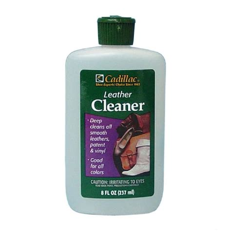 Cadillac Leather Cleaner by Cadillac Leather Cleaner 8 Oz Great Pair Store