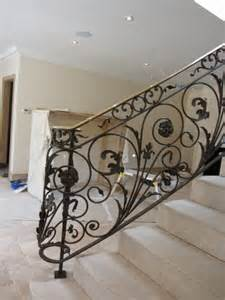 banister iron works wrought iron banisters hshire