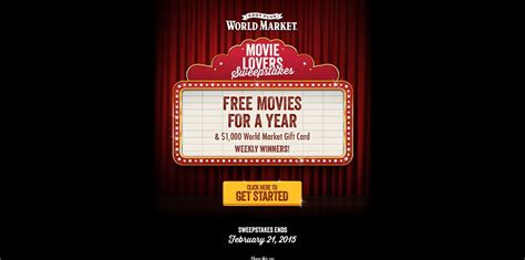 Sweepstakes Lovers - world market s best exotic marigold sweepstakes worldmarketsweepstakes com